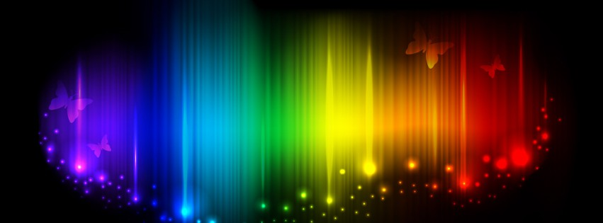 Wallpaper-Schmetterlinge-Spectrum-Rainbow-Sparkle-315x851