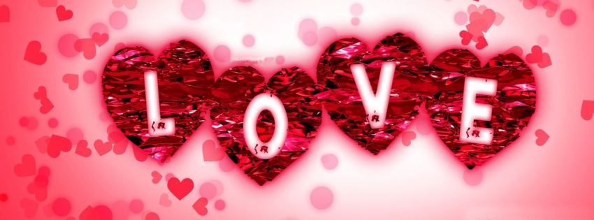 love facebook cover hd photo