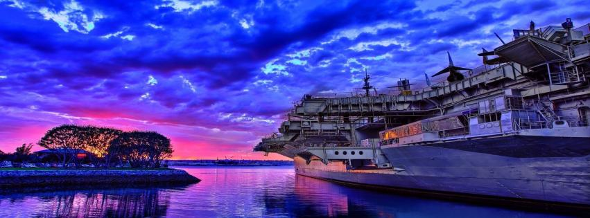 aircraft-carriers-nature-skyscapes-sunset-vehicles-851x315-69592